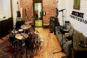 Recording Niklas Bohnert & Band 2