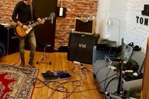Recording Niklas Bohnert & Band